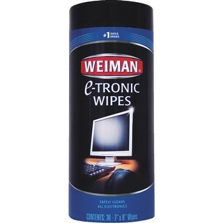 Weiman Electronic Media Wipes