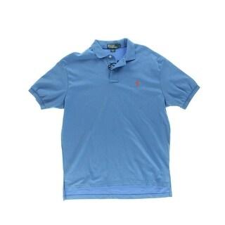 Polo Ralph Lauren Mens Cotton Logo Polo Shirt - XXL