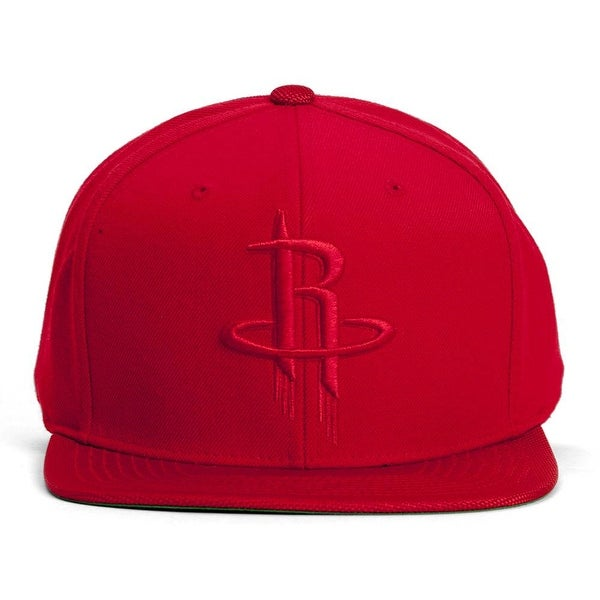 d69df5534c5 ... low cost mitchell ness houston rockets red ballistic snapback 0af32  b832d