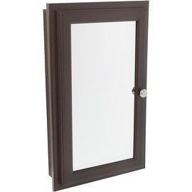 """RSI Home Products 16"""" Medicine Cabinet"""
