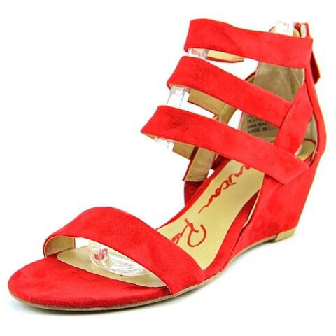 American Rag Womens Casen Fabric Open Toe Casual Platform Sandals