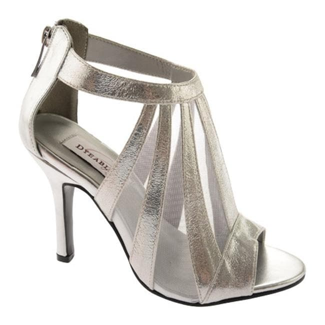 Shop Dyeables Women's Lotus Silver Shimmer - Free Shipping Today -  Overstock.com - 9257647