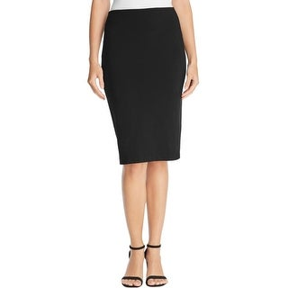 MICHAEL Michael Kors Womens Pencil Skirt Slit