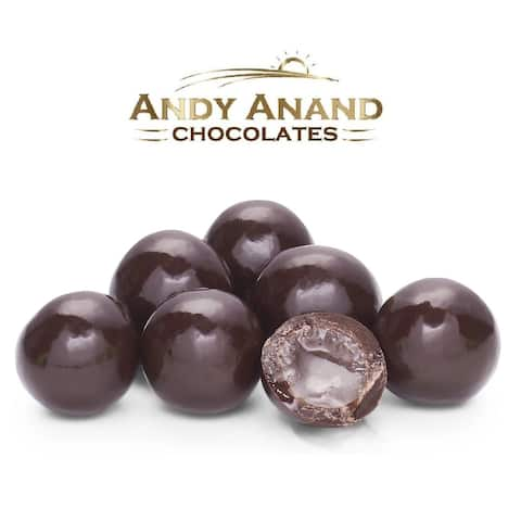 Andy Anand Dark Chocolate Champagne Cordials Gift Boxed