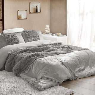 Are You Kidding? - Coma Inducer® Oversized Comforter - Greyness
