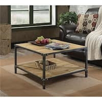 Convenience Concepts 413582 Laredo Coffee Table