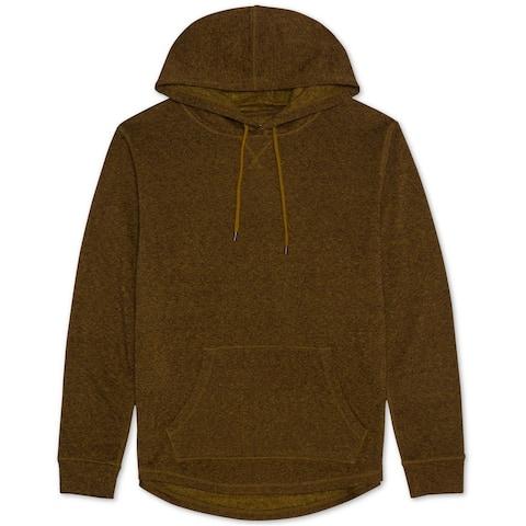 Levi's Mens Cash Textured Fleece Hoodie Sweatshirt