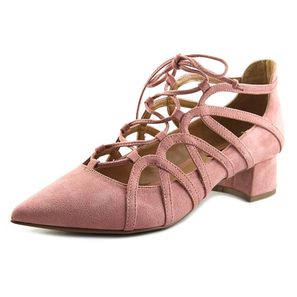 Shop Design Lab Lord Taylor Sarie Pink Sneakers Shoes Free