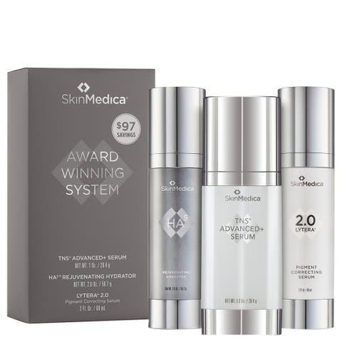 SkinMedica Award Winning System with TNS Advanced and Serum