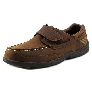 Sperry Top Sider Charter H & L Moc Toe Leather Loafer
