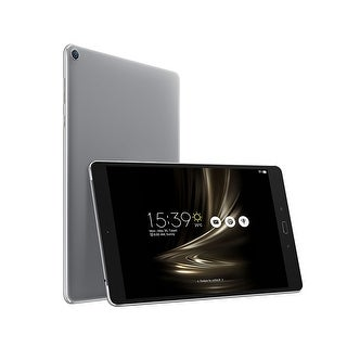"Asus Zenpad 3S 10 9.7"" (2048X1536), 4Gb Ram, 64Gb Emmc, 5Mp Front / 8Mp Rear Camera, Android 6.0, Tablet, Titanium Gray"