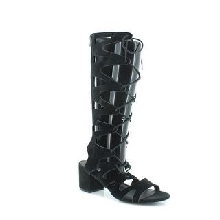 Steve Madden Lorraine Women's Sandals & Flip Flops Black