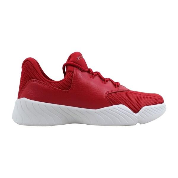 96cb74c397c6b Shop Nike Men's Air Jordan J23 Low Gym Red/Gym Red-Pure Platinum ...