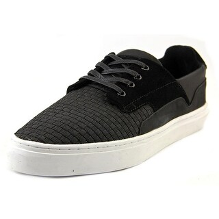 Clear Weather Eighty Round Toe Canvas Sneakers