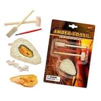 Mber Fossil Dig Excavation Kit