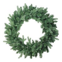 "30"" Coniferous Mixed Pine Artificial Christmas Wreath - Unlit"