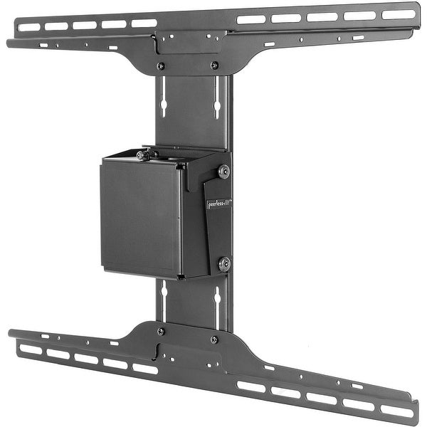Peerless Industries - Plp Flat Panel Adapter Plates Black
