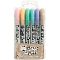 Ranger Docrafts RGRTDK.51756 THoltz Distress Crayon Set #5