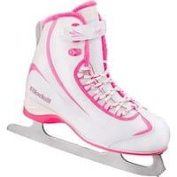 Riedell 615 2015 Model Figure Skates Soar (White/Pink) - 8
