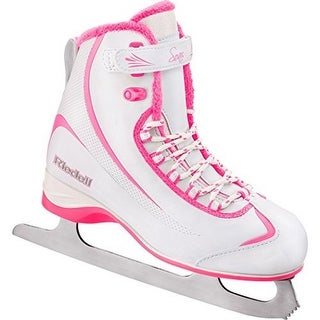 Riedell 615 2015 Model Figure Skates Soar (White/Pink)