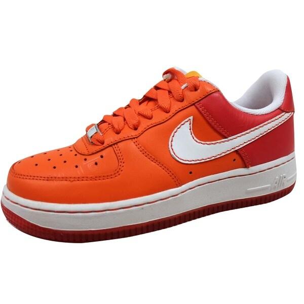 Shop Nike Air Force 1 '07 Orange PeelWhite Pimento Orange