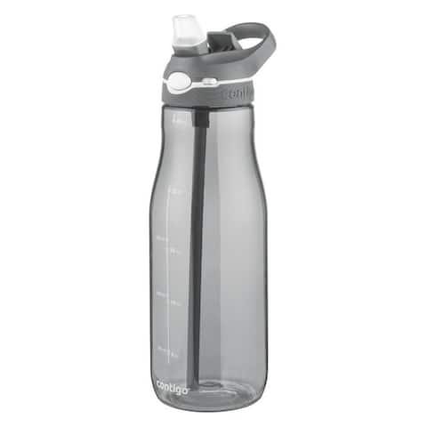 Contigo 72903 Ashland Autospout Water Bottle, Plastic, 40 Oz