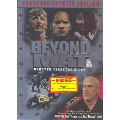 Shop Beyond The Mat Dvd Free Shipping On Orders Over 45
