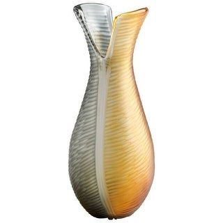 Cyan Design Large Candice Vase Candice 16.25 Inch Tall Glass Vase