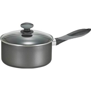 Mirro A7972384 Get A Grip Sauce Pan With Cover, 2 Quart