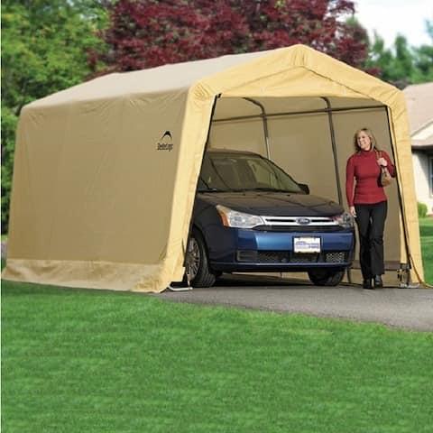 Shelterlogic AutoShelter 1015 Instant Garage 10' x 15' x 8'