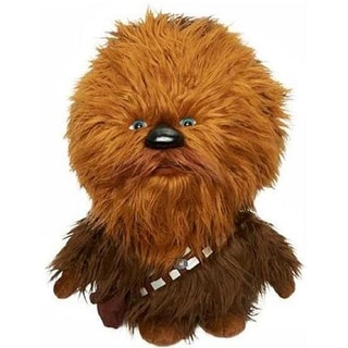 "Star Wars Super Deluxe 24"" Talking Plush: Chewbacca"