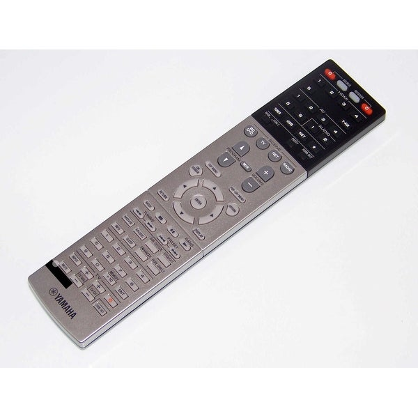 OEM Yamaha Remote Control Originally Shipped With: RXV773, RX-V773, RXV773WA, RX-V773WA