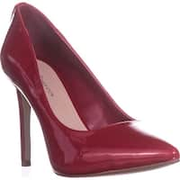 BCBGeneration Heidi Classic Stiletto Pumps, Scarlet