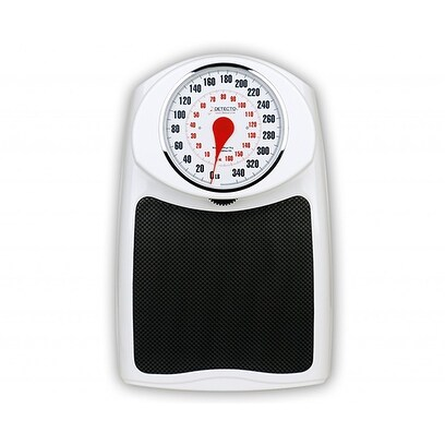 Detecto Mechanical Bathroom Scale D350K