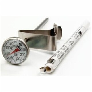 CDN IRT220-F Insta-Read Beverage & Frothing Thermometer