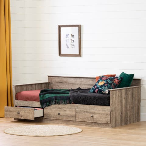 South Shore Tassio Daybed with Storage