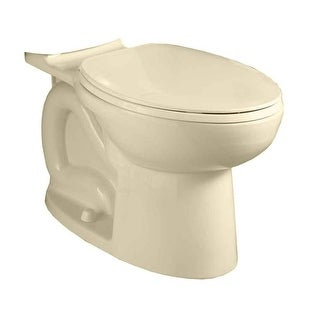 American Standard 3717F001  Cadet 3 Elongated Toilet Bowl Only with EverClean Surface