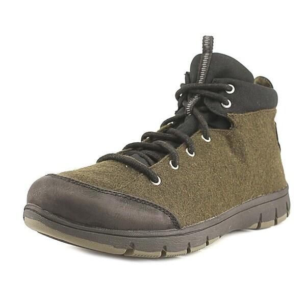 Easy Street Lyla Grn Fln/Black Boots
