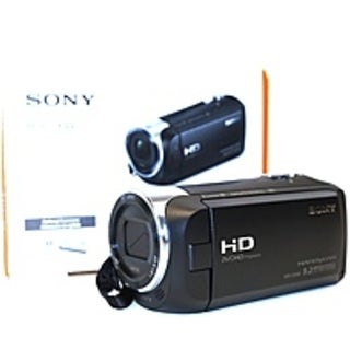Sony CX440 HDR-CX440/B Full HD 60p Video Recording Handycam (Refurbished)