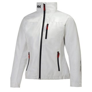 Helly Hansen Jacket Womens Crew Midlayer Waterproof Windproof 30317