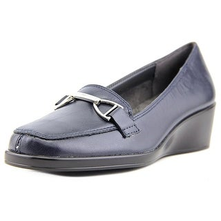 Aerosoles Tempromptu Square Toe Leather Loafer