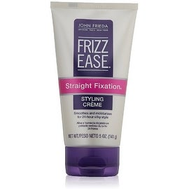 John Frieda Frizz-Ease Straight Fixation Styling Creme 5 oz