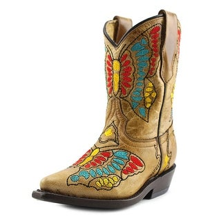 Corral G1106 Pointed Toe Leather Western Boot