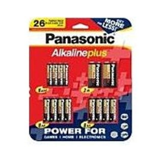 Panasonic General Purpose Battery - AAA, AA - Alkaline