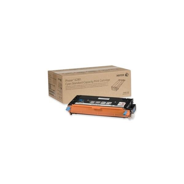 Xerox 106R01388 Xerox Cyan Toner Cartridge - Cyan - Laser - 2200 Page - 1 Each