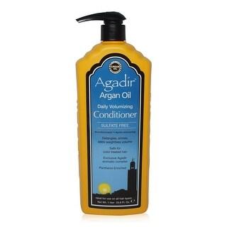 Agadir Argan Oil Daily Volumizing Conditioner 33.8 Fl Oz