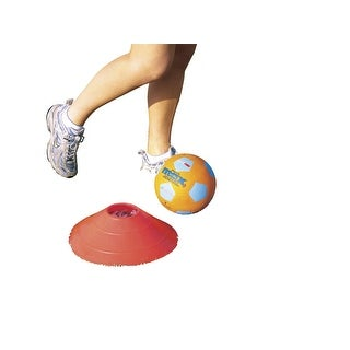 Sportime 9 x 2 in Half Cone Markers, Set of 6