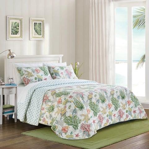 Shellwood Sound Bedspread