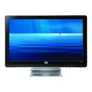 "Refurbished - HP 2009M 20"" HD LCD Flat Panel Monitor 300cd/m2 5ms VGA DVI Built-in Speakers"