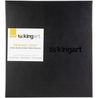 Original Gold Teachers Brush Set In Gift Box 9/Pkg-